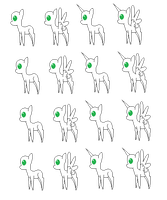 Adoptable base (No manes) by Evertide-Song
