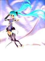 Miku Append by Timid-Appleton