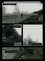 Silent Hill: pg3 by TheGoldenCrowbar