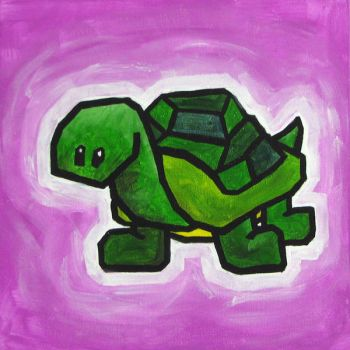 Turtle by alispagnola