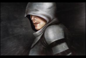 Altair - Assassin by andrahilde