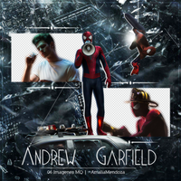 Andrew Garfield PNG Pack #1 by LoveEm08