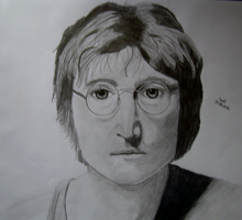 John Lennon by Sent666
