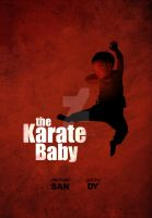 Karate Baby by jpbbantigue