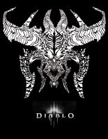 Diablo Conce Black White  by leon1999zhang