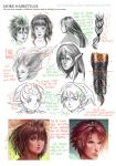 Tutorial: Face and Hair (Page 5) by ReiRobin
