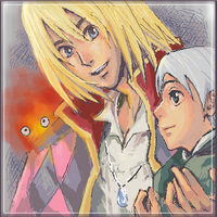 Howl's moving castle by aki-akiko
