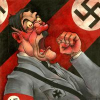 Adolf - Dictator 6 of 6 by stablercake