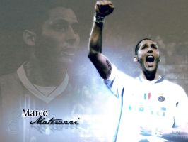 Marco Materazzi by metalhdmh