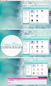+Tema Para Iconpackager {New} by CustomizeYourLife