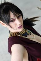 Morrigan - Disapproval of everything by GuildPrincipalDio