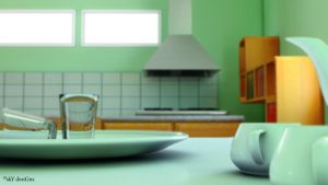 kitchen concept by oxide1xx
