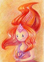 Flame Princess by Maytee