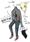 Vincent by giraffe-tier