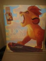 The Lion Guard Hardcover Book! by Daniellee14