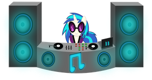 Because every DJ needs a proper booth. by RedtoxinDash