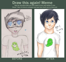 Improvement Meme by sehni