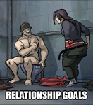 Relationship Goals by OkamiTakahashi