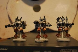 Fire Team Bladestorm Front by Soap9000