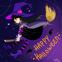 Halloween 2015 by Aruella