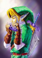 Link by TomikoArt
