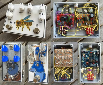 Pedals by GrayGinther