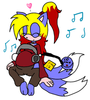 Musical mini by SparDanger