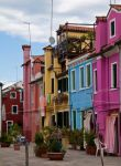 Colorful Burano V by Bozack