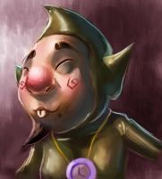 Tingle by StitchParadox