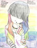 RaInBoW gIrL by Dr-Lawliette
