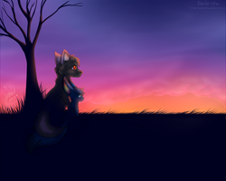Day's End by Eevie-chu