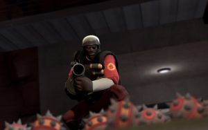 TF2 In Action - Demoman 2 by AmberReaper