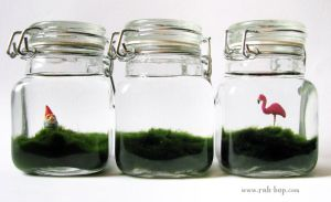 Lawn in a Jar by rah-bop