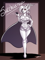Saccharissa (commission) by oOo-Belise-oOo