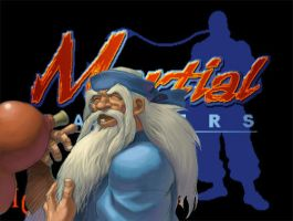 Mikko Loves Gaming: Martial Masters,Drunken Master by TheMikko
