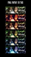 Final Fantasy XIII 2nd Tag by G-OS