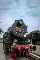 Steam engine by LifeFun