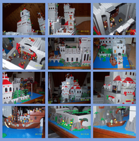 lego castle update by Lordstevie