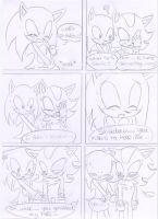 Sonadow comic - Shadow's tail by kiiyup0p