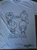 The Avatar T-Shirt by Kristy1997