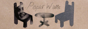 Paper Walls by fuelyourdesign