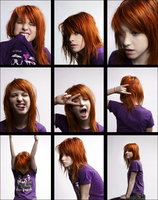 Hayley Williams. by Senowa