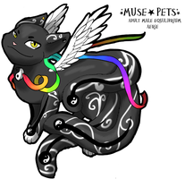 forestfairyunicorn - Valjean by Muse-Pets