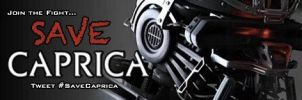 Save Caprica Banner 5 by BSG75
