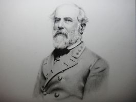 Robert E. Lee by LTotaro