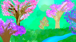 Forest of the Flowers (slightly changed + oversat) by samsnowsh