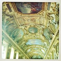 The Louvre by WithInvisibleWings