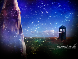 The Doctor + Rose: Meant to Be by foreverfrodo