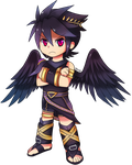 [Commission]Dark Pit by bukin