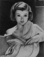Myrna Loy 2 by PMucks